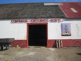 Destillerie Porto da Cruz