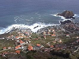 Porto Moniz, Aussichtspunkt